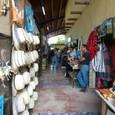 El Valleの市場にて